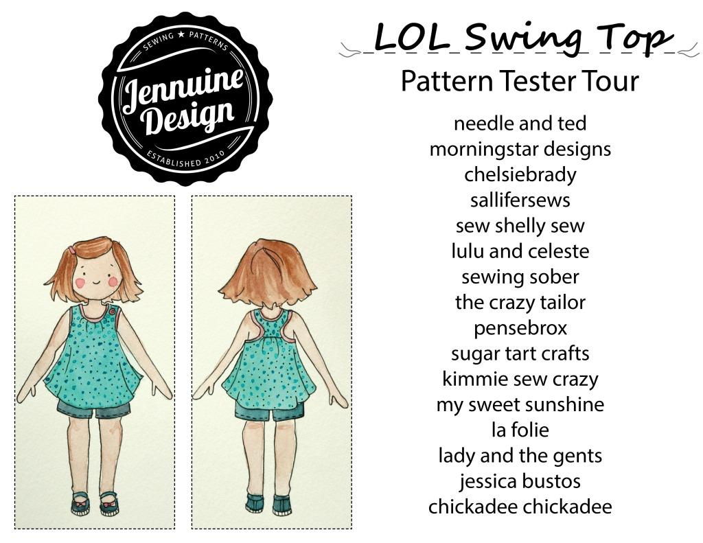 LOL Pattern Tester Tour