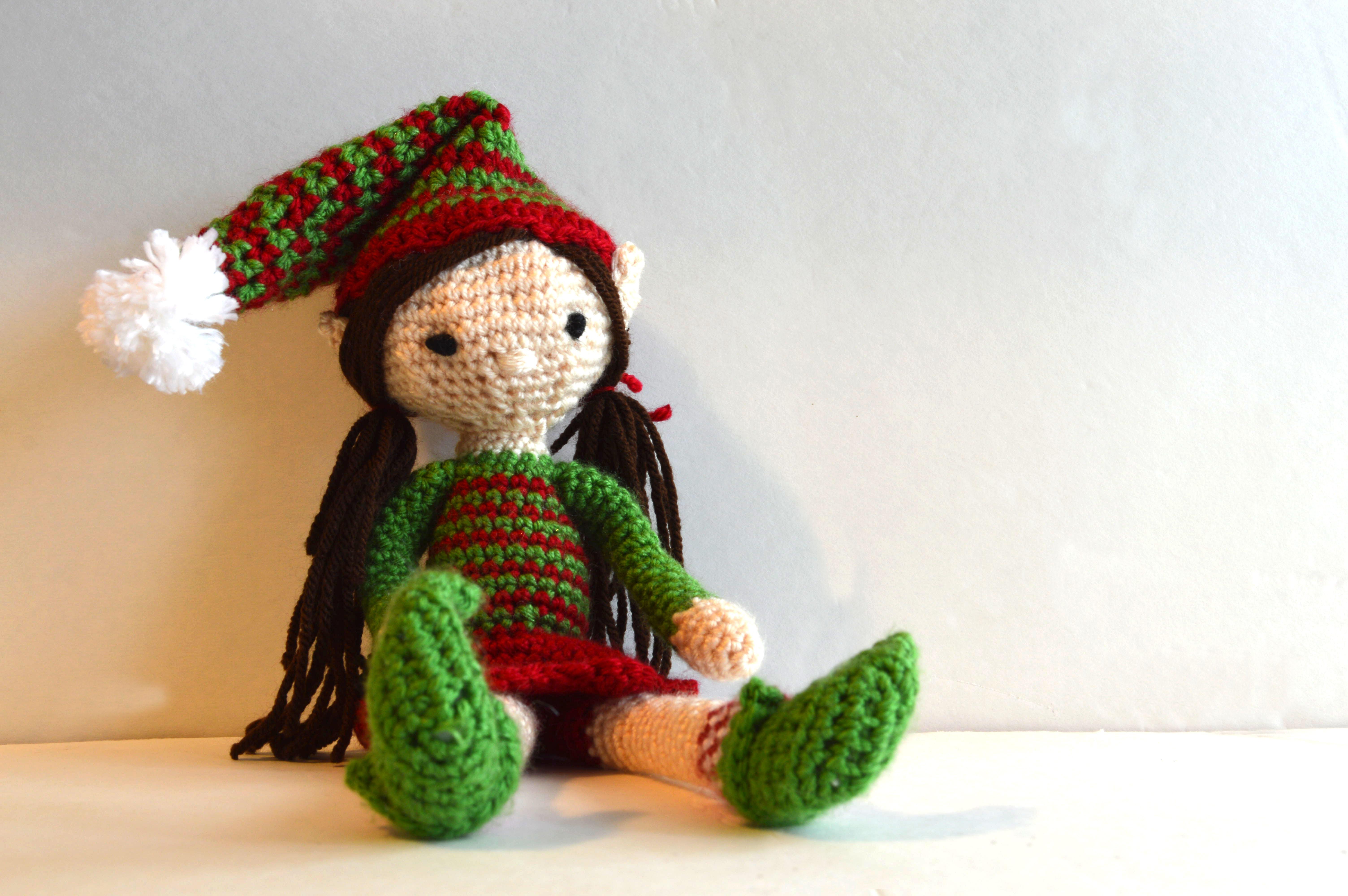 Crochet: Elf on the Shelf – chelsiebrady