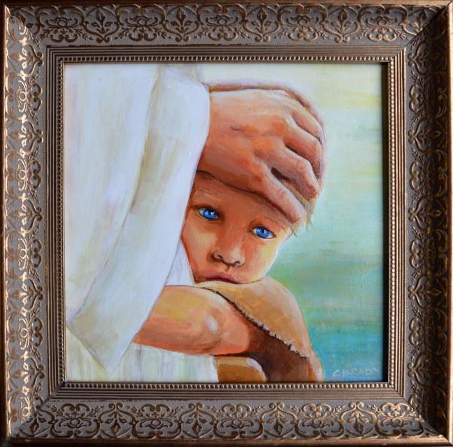 caleb framed-sm