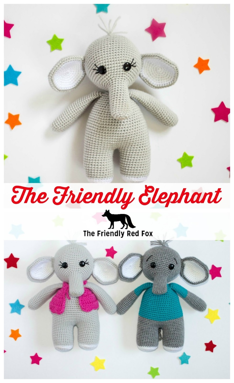 The Friendly Elephant Cover