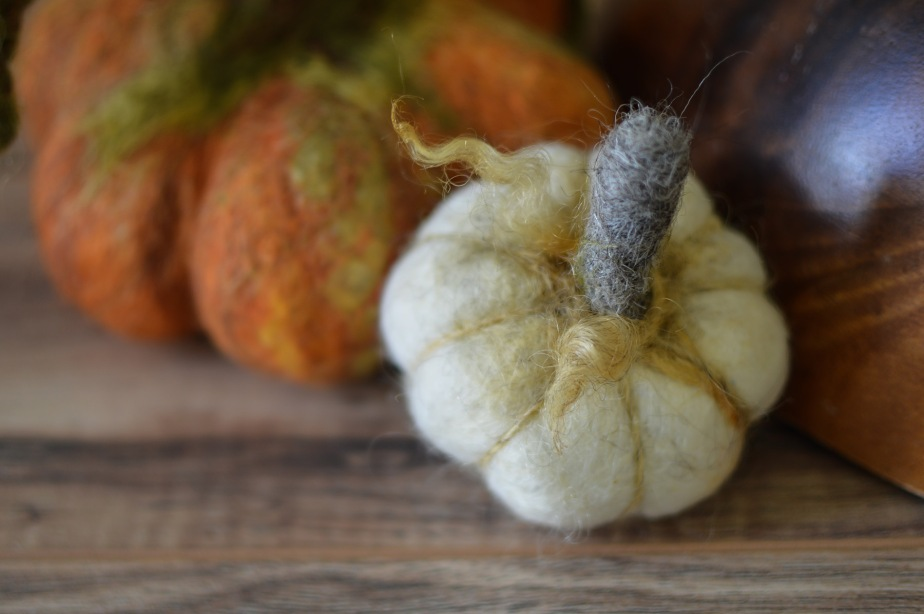 Felting Tutorial | Pumpkin Decoration