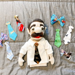 Singing Time– Mr. Mustache